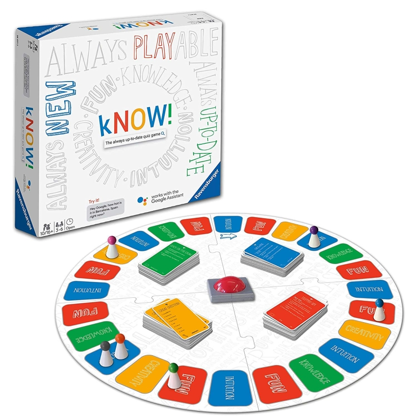 Photo of Ravensburger kNOW! Review