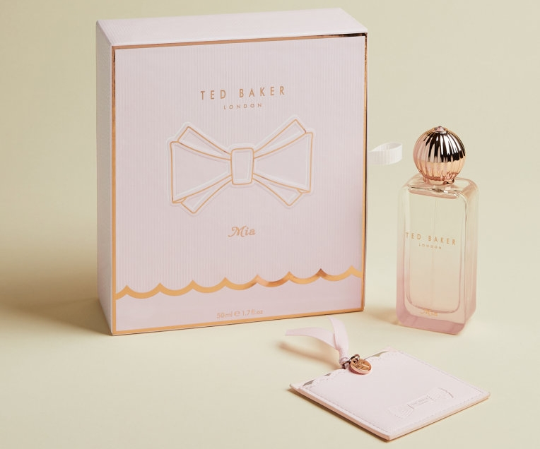 Ted baker's fragrance called mia would
