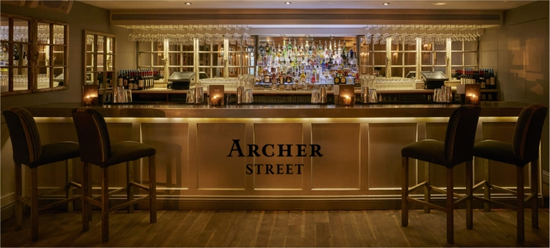 Photo of Archer Street Soho Review