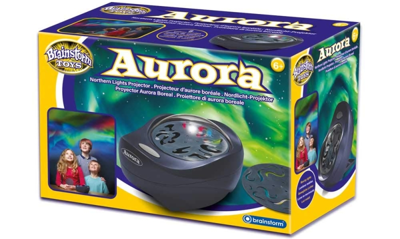 Photo of Brainstorm Aurora Northern Lights Projector Review