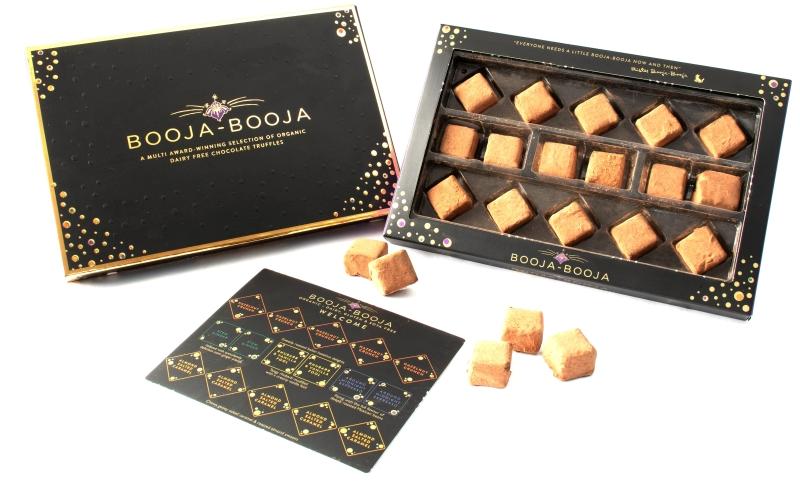 Photo of Booja-Booja Organic Truffles Review