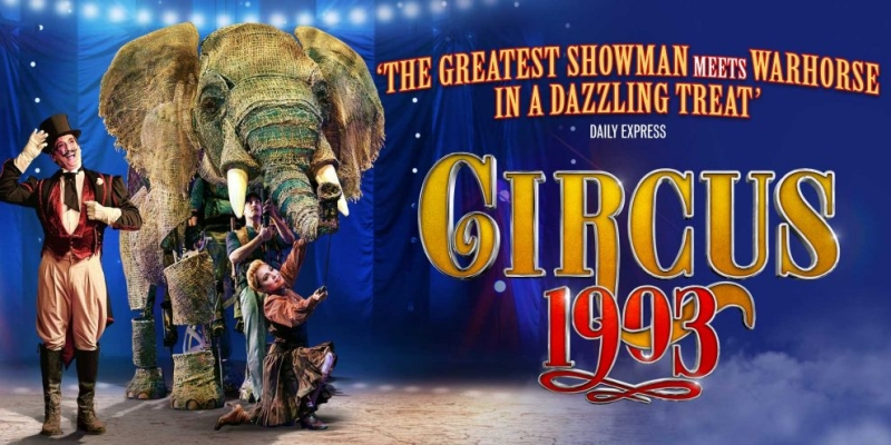 Photo of Circus 1903 at the Birmingham Hippodrome Review