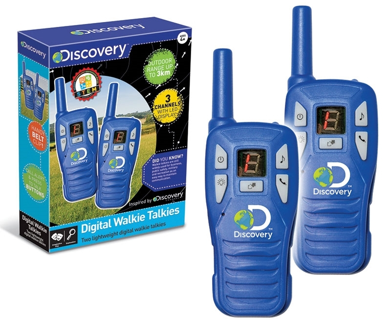 Photo of Discovery Digital Walkie Talkies Review