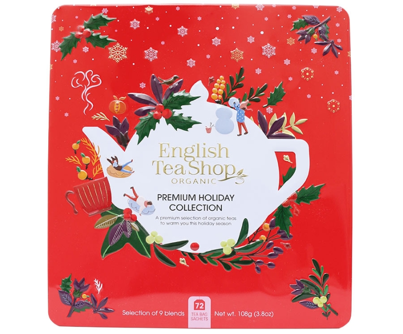 Photo of A Festive Brew with the English Tea Shop Review