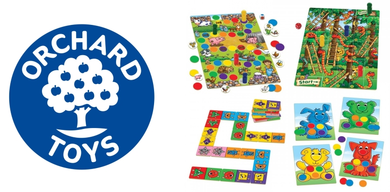 Photo of Orchard Toys Games Review