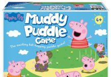 Peppa Pig's Muddy Puddles