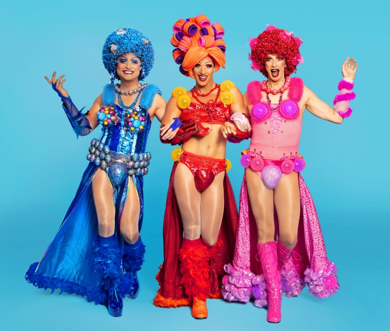 Photo of Priscilla Queen of the Desert at the Blackpool Opera House Review