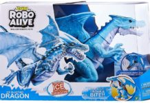 Ice Blasting Dragon