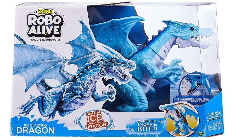 Photo of Zuru Robo Alive Ice Blasting Dragon Review