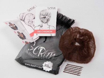 Photo of The Scrun Hair Accessory Review