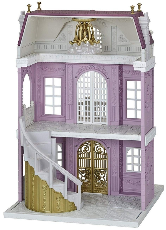 Photo of Sylvanian Families Elegant Town Manor Review