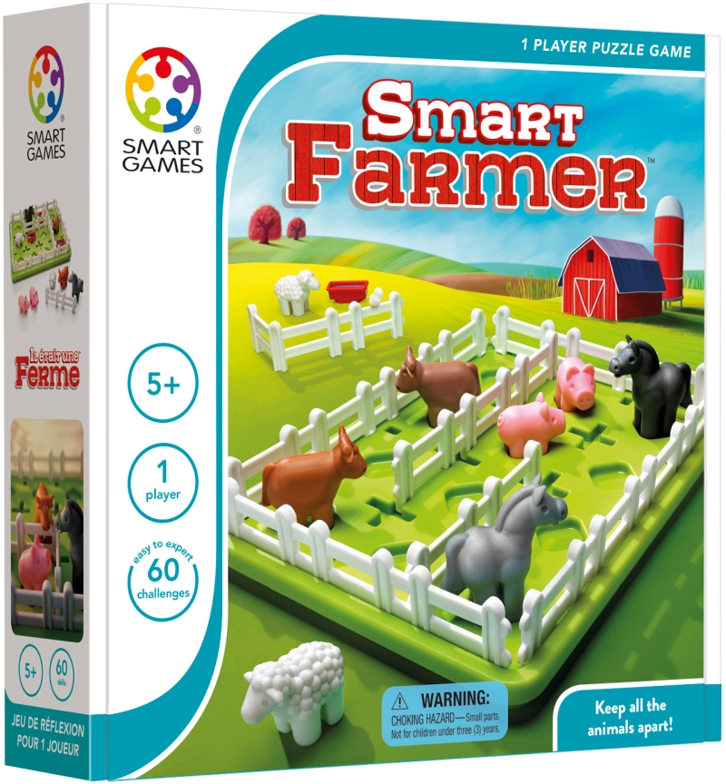 Photo of SmartGames Smart Farmer Review