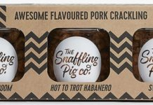 Snaffling Pig