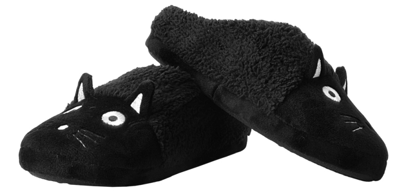 Photo of T.U.K Fuzzy Fur Kitty Slippers Review