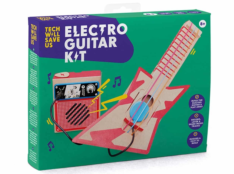 Photo of Tech Will Save Us Electro Guitar Kit Review