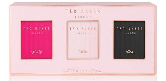 Photo of Ted Baker Sweet Things Come in Three Review