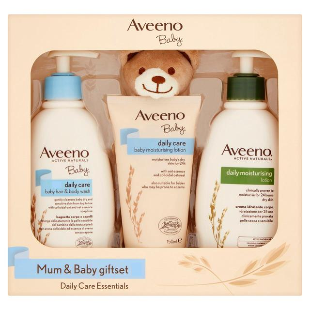 Photo of Aveeno Baby Mum & Baby Giftset Review