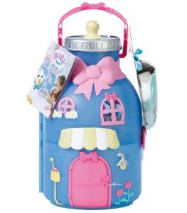 Surprise Bottle House
