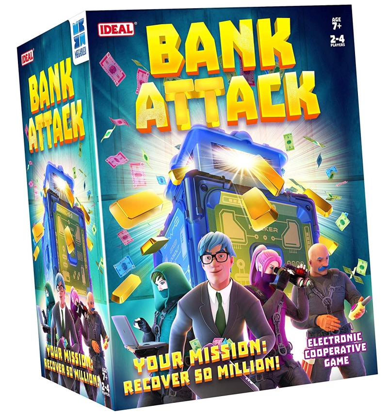 Photo of Bank Attack Review