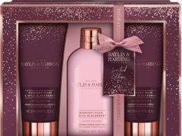 Bathing Gift Set