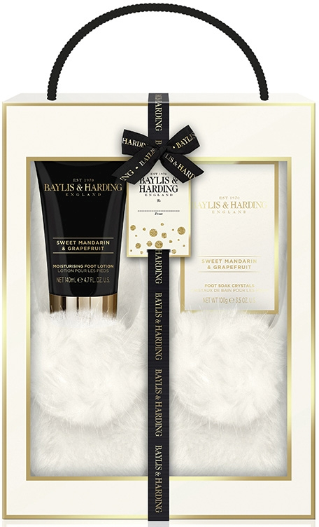 Photo of Baylis & Harding Luxury Slipper Gift Set Review