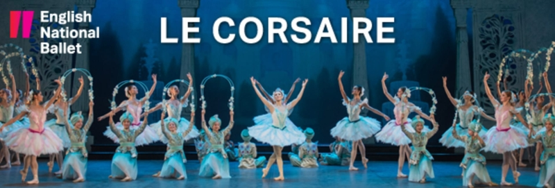 Photo of English National Ballet: Le Corsaire at Milton Keynes Theatre Review