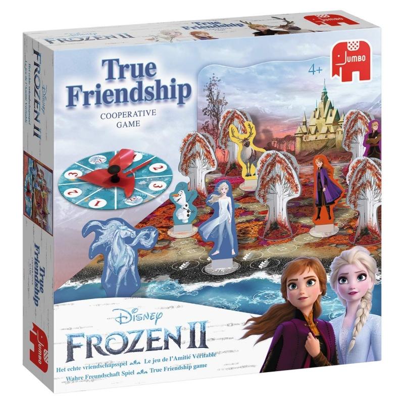 Photo of Disney Frozen II True Friendship Game Review