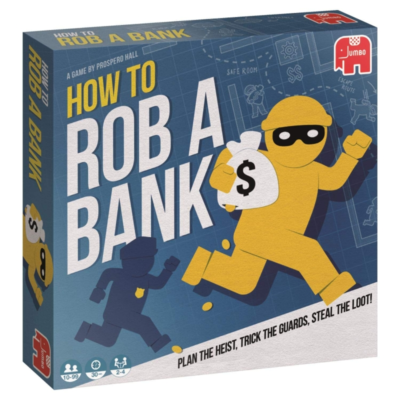 HowTo Rob A Bank