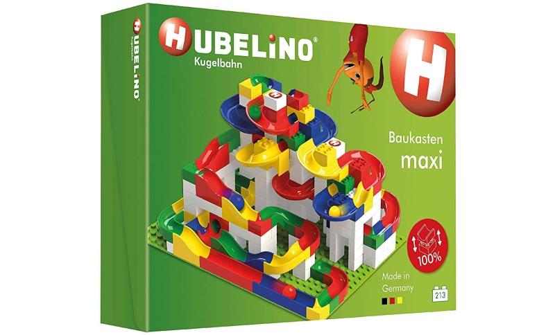 Photo of Hubelino Baukasten Maxi Marble Run Review
