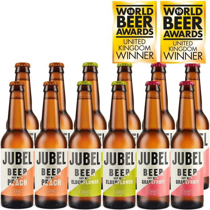 Photo of Jubel Beer Review