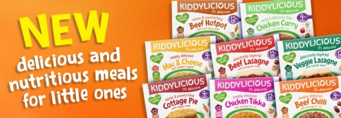 Kiddylicious Meals