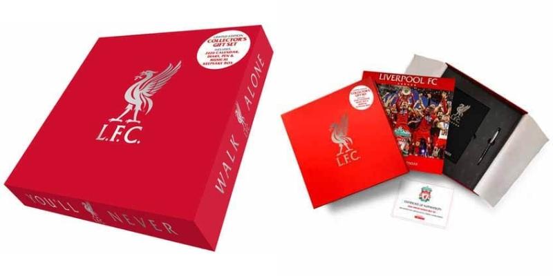 Photo of Liverpool FC 2020 Musical Calendar, Diary & Pen Box Set Review