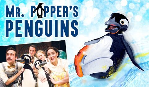 Photo of Mr Popper's Penguins at the Waterside Sale Review