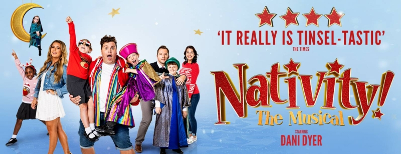 Photo of Nativity! The Musical at the Mayflower Theatre Southampton Review