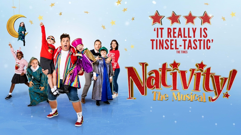 Photo of Nativity! The Musical at the Waterside Theatre Aylesbury Review