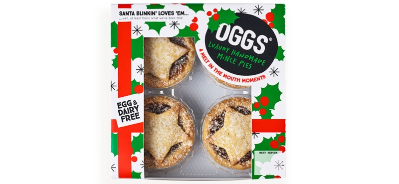 Photo of Oggs Luxury Handmade Mince Pies Review