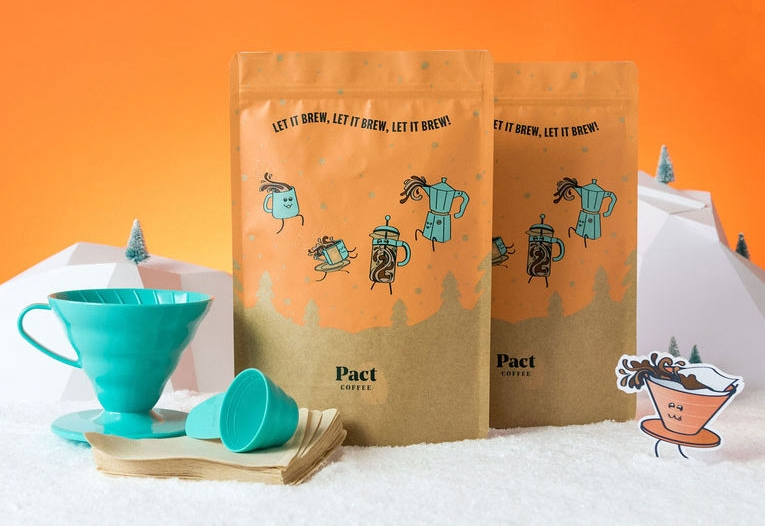 Photo of Pact Coffee Newbie Gift Set Review