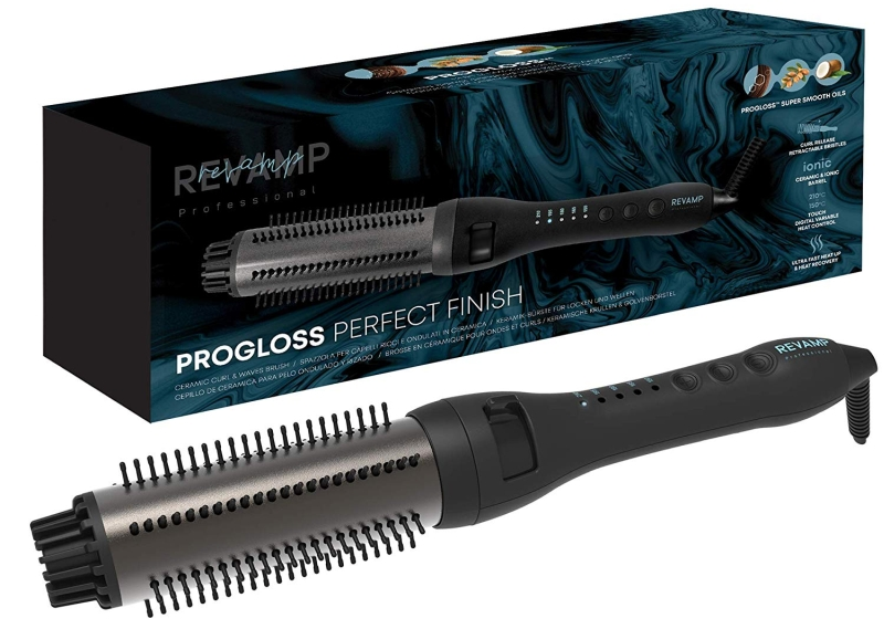 Photo of Revamp Progloss Perfect Finish Brush Review