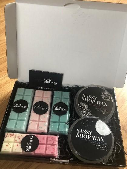 Sassy Shop Wax
