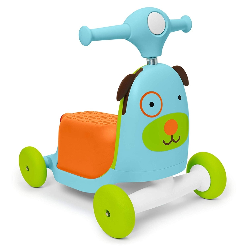 Photo of Skip Hop Zoo 3-in-1 Ride on Toy Review