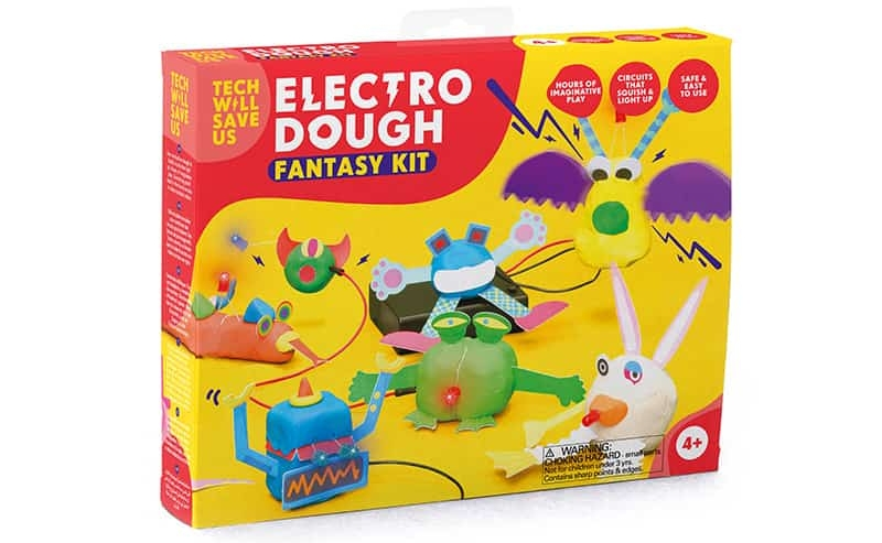 Photo of Tech Will Save Us Electro Dough Fantasy Kit Review