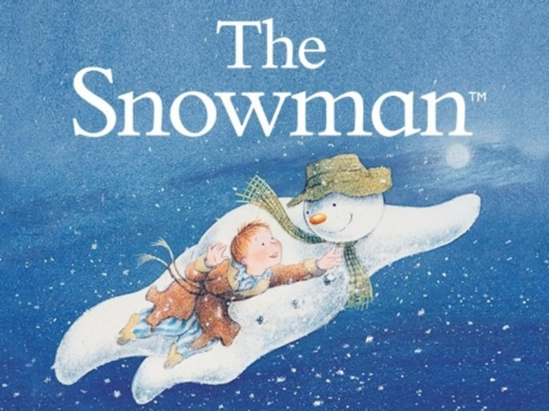 Photo of The Snowman at Milton Keynes Theatre Review