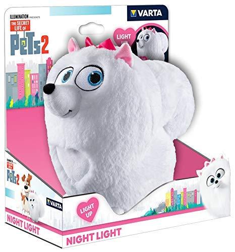 Photo of VARTA The Secret Life of Pets Plush Night Light Review