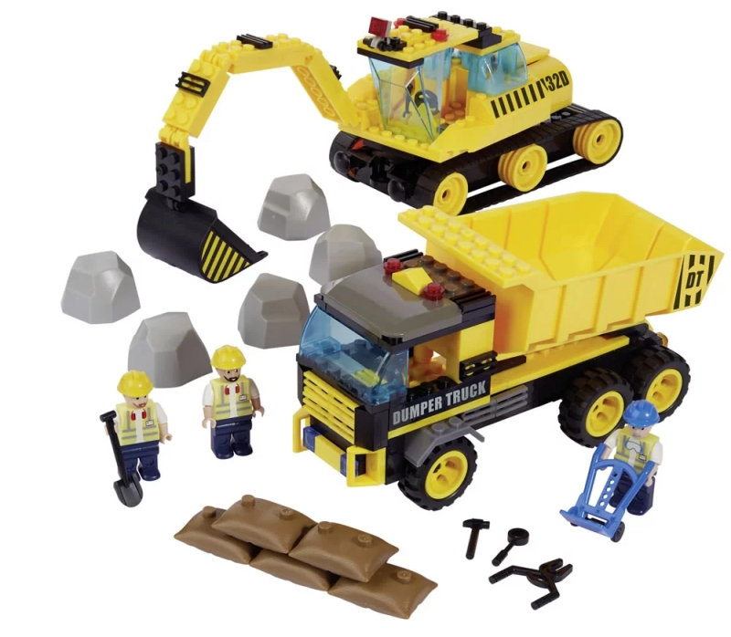 Photo of Wilko Blox Construction Large Set Review