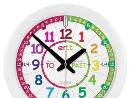 ertt Wall Clock