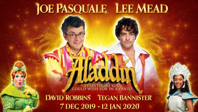 Photo of Aladdin at Milton Keynes Theatre Review