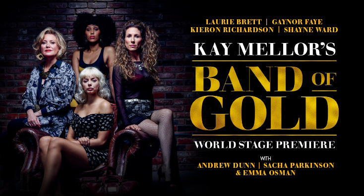 Photo of Kay Mellor's Band of Gold at The Lowry Manchester Review