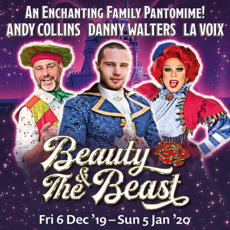 Photo of Beauty and the Beast at the Aylesbury Waterside Theatre Review