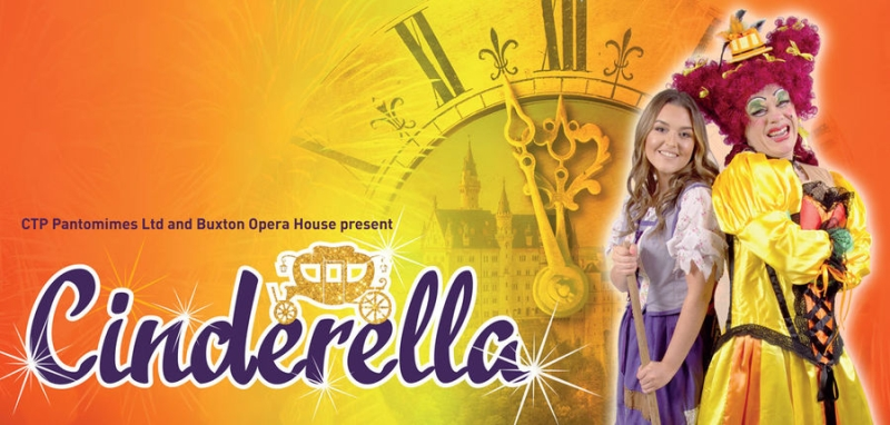Photo of Cinderella at Buxton Opera House Review