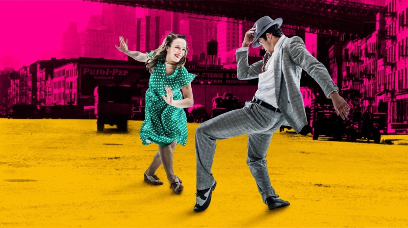 Photo of Guys and Dolls at the Crucible Theatre Sheffield Review